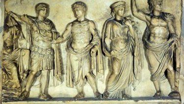 Julio-Claudian Hanedanı
