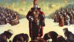 İskit Türk'leri Hükümdarı Tomris Hatun