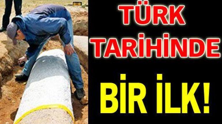 Türk Tarihinde Bir İlk