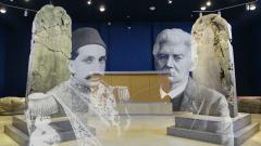 Sultan 2. Abdülhamid'in Türkolog Wilhelm Radloff'a Nişanı,