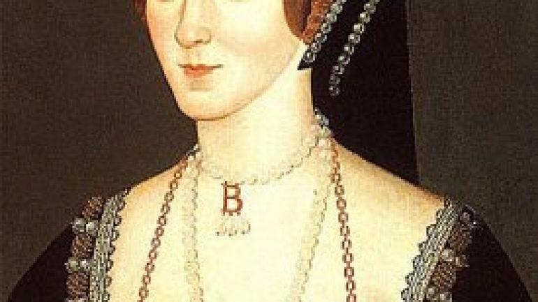 Anne Boleyn (1501/1507 – 19 Mayıs 1536)