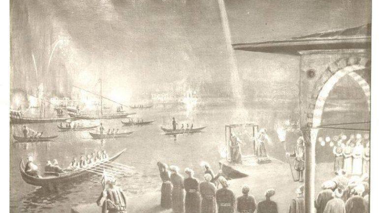 Lagari Hasan Çelebi (İlk Füze)