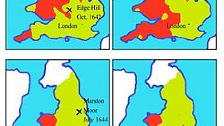 İngiltere İç Savaşı – 1642