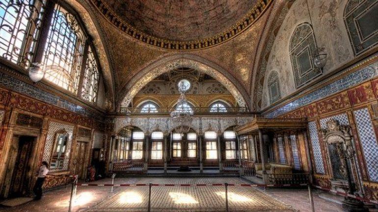 Her turistin Topkapı Sarayını  gezmesi şart değil!