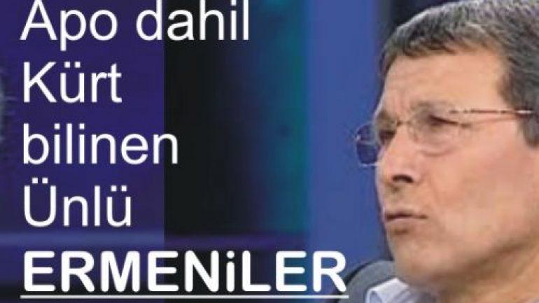 PKK TERÖR ÖRGÜTÜNDE KÜRT BİLİNEN ÜNLÜ ERMENİLER