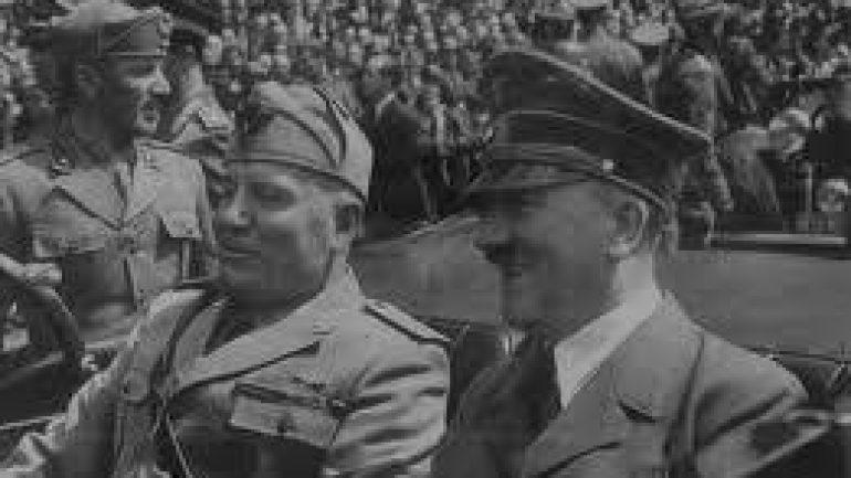 Hitler'in Mussolini'yi Kurtarışı