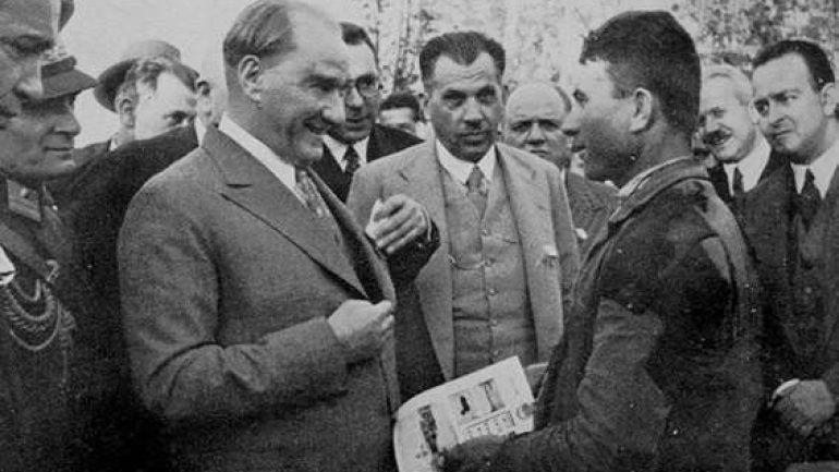 Tarihte bugün Atatürk – 25 Mayis