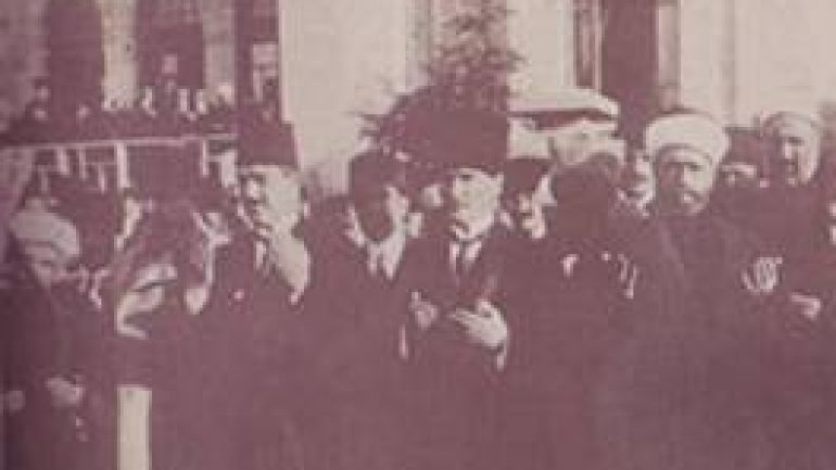 Tarihte bugün Atatürk – 28 Mayis