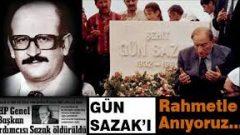MİT belgelerinde Gün Sazak cinayeti!
