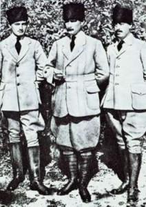 Dokuzuncu Ordu Müfettişi Mustafa Kemal Paşa, Amasya'da (Haziran 1919)