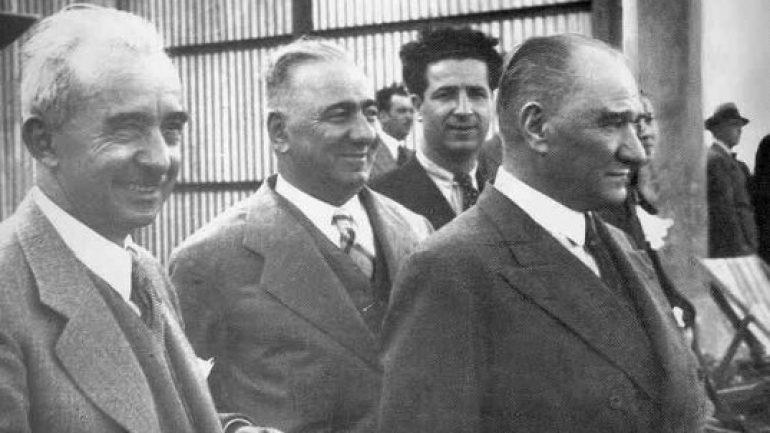 Tarihte bugün Atatürk – 18 Haziran