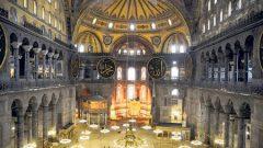 Hz. Muhammed (sav)'min tükürüğü Ayasofya'yı koruyor