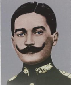 20 Haziran 1907 Mustafa Kemal, Kolağası (Kıdemli Yüzbaşı) rütbesine terfi ettiği gün