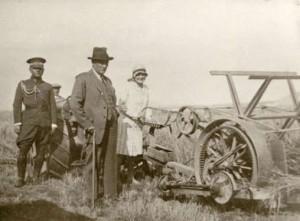 4 Temmuz 1929 Cumhurbaşkanı Gazi Mustafa Kemal Atatürk, Orman Çiftliği'nde