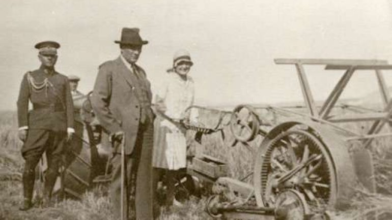 Tariht`te bugün Atatürk – 4 Temmuz
