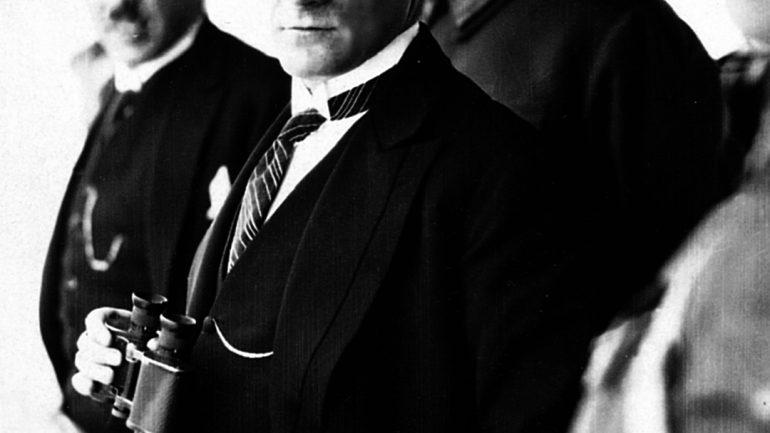 Tarih`te bugün Atatürk – 01 Temmuz