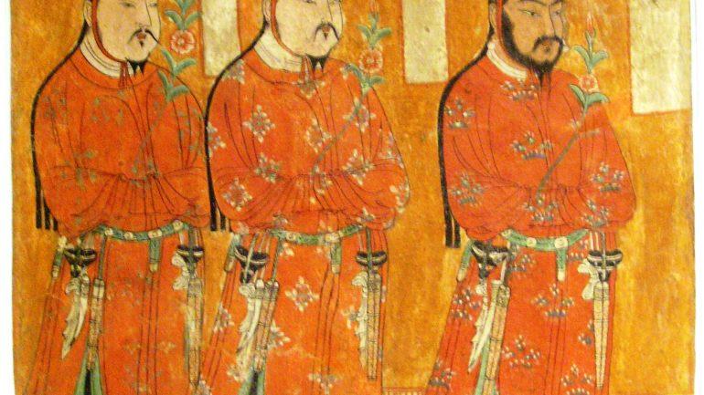 Budist Türkler : Tobalar