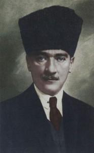 27 Kasım 1923 29 Ekim 1923 günü kurulan Türkiye Cumhuriyeti'nin aynı gün  T.B.M.M.'nin oybirliğiyle Cumhurbaşkanlığı'na seçtiği Gazi Mustafa Kemal