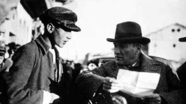 Tarih'te bugün Atatürk – 23 Kasım