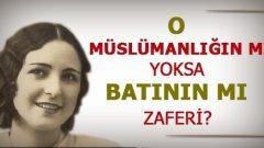 """Türkiye'nin ilk """"Dünya Güzeli"""" Keriman Halis"""