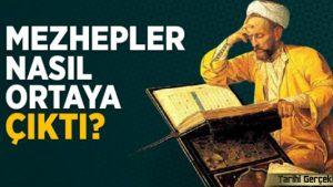 İslam'da Mezhep Nedir? Nasıl Ortaya Çıkmıştır? Çeşitleri Nelerdir?