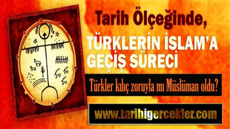 Türklerin Müslüman Oluşu