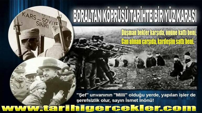 Boraltan Köprüsü Katliamı Azerbaycanlı Aydınların Katledilmesi
