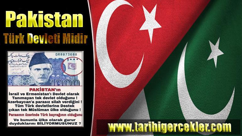 Pakistan Bir Türk Devleti Midir?