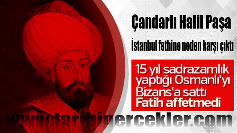 Çandarlı Halil Paşa'nın Büyük Korkusu: İstanbul'un Fethi
