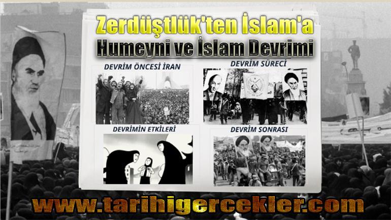 İran İslam Devrimi öncesi ve sonrası