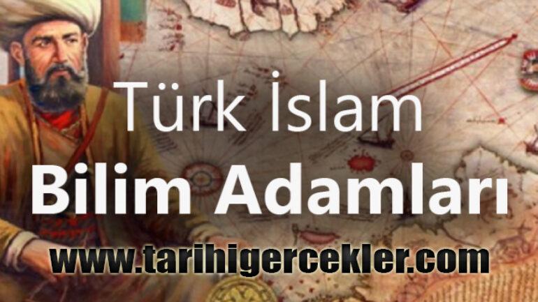Tarihte Türk-Müslüman Bilim Adamları