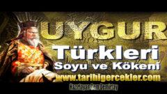Doğu Türkistan Türklerinin kökeni Uygurlar