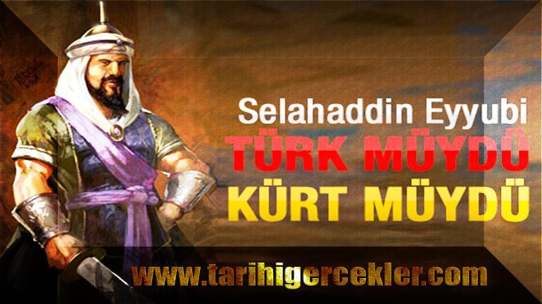 Türk-İslam Tarihine damga vuran Selahaddin Eyyubi