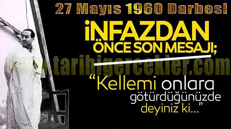 Türkiye'nin Karanlık Yılları: 27 Mayıs 1960 Darbesi