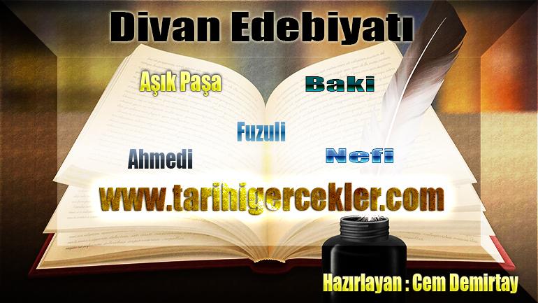 Divan Edebiyatı ve  Nazım Biçimleri