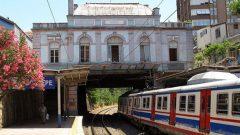 Tarihi Göztepe İstasyonu yıkılacak mı?